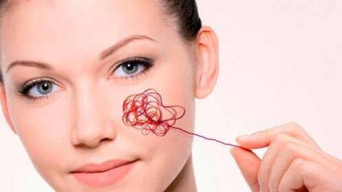 Tratamiento del enrojecimiento facial y cuperosis
