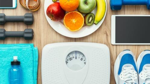 Estudio de salud y condición física + GRATIS dieta y tabla de ejercicios personalizada