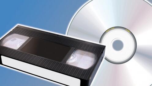 Digitalización de cintas de video de formato analógico