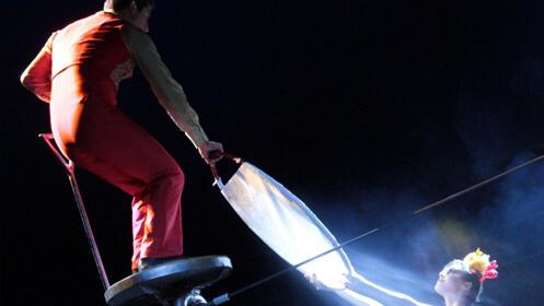 El Circo Italiano en Donosti