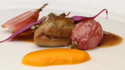 Fagollaga: menú degustación de invierno