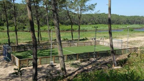 PUENTE MAYO: Camping Village Lous Seurrots 4*
