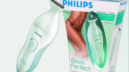 Depiladora Bikini Perfect Philips