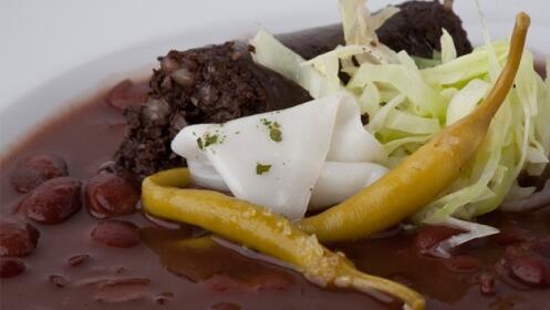 Menú especial en el FRONTÓN DE TOLOSA