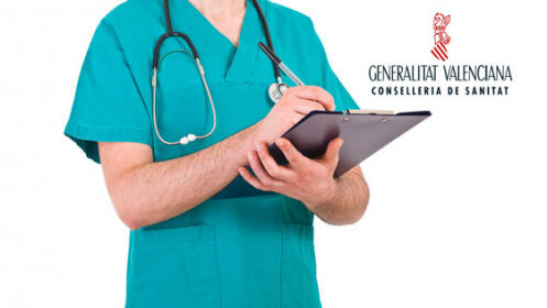 Oposición- Auxiliar enfermería Valencia 2019