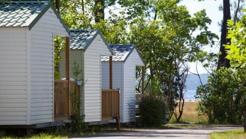 Camping5 * Mayotte Vacances en Biscarrose