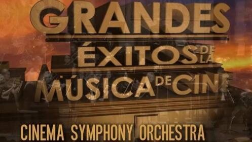 Entradas Grandes éxitos de la música de cine