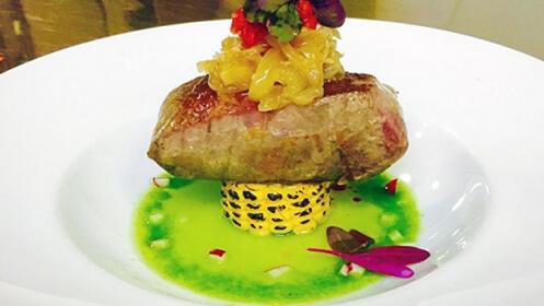 Menú en el Restaurante  Ikaitz