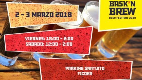 El festival de la cerveza artesana vuelve a Ficoba