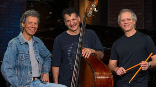 Chick Corea Akoustic Band y Curtis Stigers