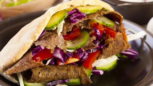 Kebab Estrella Roja