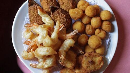 Completísimo menú de 2 entrantes, 4 platos y postre ¡No se puede pedir más!