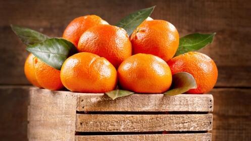 Caja de 10, 15 o 20 kilos de mandarinas clementinas