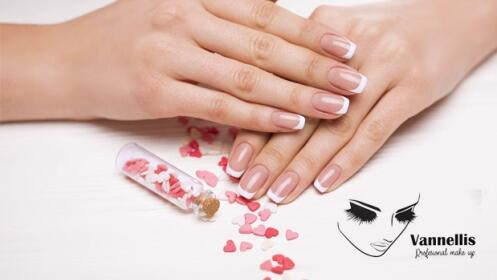 ¡Manicura francesa o color por 7€!
