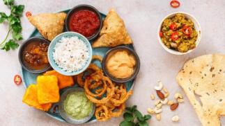 Menú degustación hindú para 2 o 4