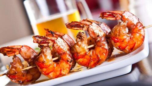 ¡Exquisito menú en Pasaia!