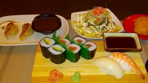 Menú Japonés: maki, sushi y mucho más en Restaurante japonés Oishi