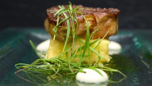 Fagollaga: menú degustación de otoño