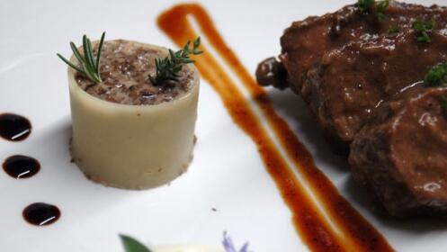 Nuevo menú 'gourmet' en Iturralde