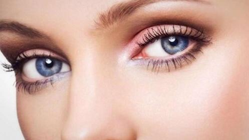 ¡Mirada seductora! Presoterapia ocular + máscara LED