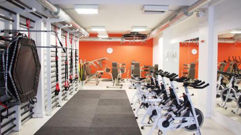Ponte en forma con Phiit Fitness
