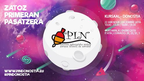 2 o 4 entradas para el PIN Donostia en el Kursaal