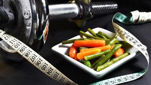 Plan nutricional deportivo avanzado con dieta + entrenamiento personalizado online
