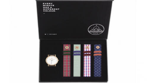 Set de regalo WYNOT WATCHES II