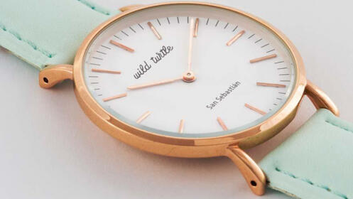 Reloj Wild Turtle Edición San Sebastián