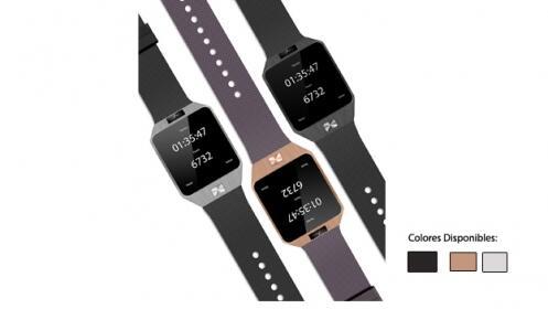 SmartWatch con conexión Bluetooth Smartek