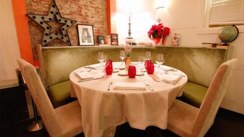 Menú en el Restaurante Aitzgorri en Donostia