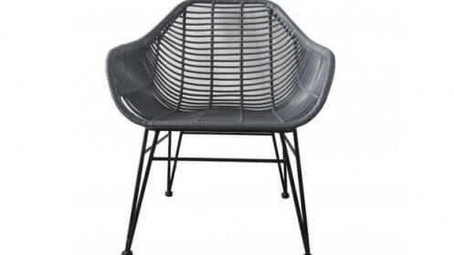 Silla Rattan Kingston Grey