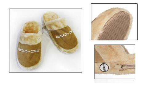 Zapatillas con masaje ECO-DE®