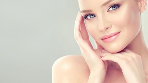 Descubre los resultados de la higiene facial con caviar + depilación de cejas o labio