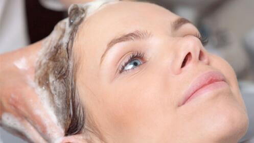 Tratamiento de Keratina con efecto alisado