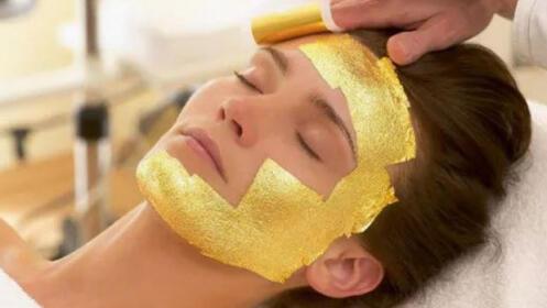 Tratamiento facial de oro y ácido hialurónico: mejora la luminosidad, la textura y el aspecto de tu rostro