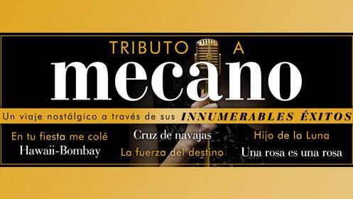 Entradas para Tributo a Mecano: 9 de marzo a las 21:00h.