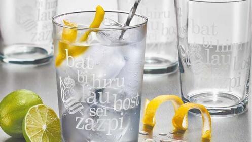4 vasos de la Real Sociedad