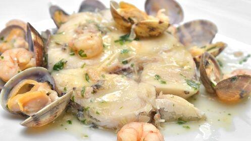 Delicioso menú en Restaurante Zartagi